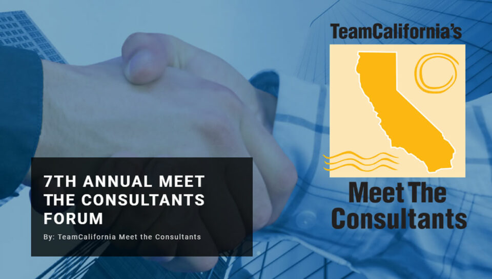 7th Annual Meet the Consultants Forum